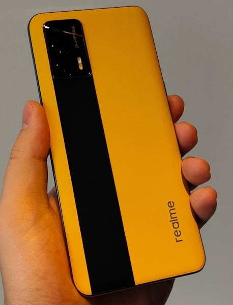 ريلمي جي تي الجديد realme GT 5G
