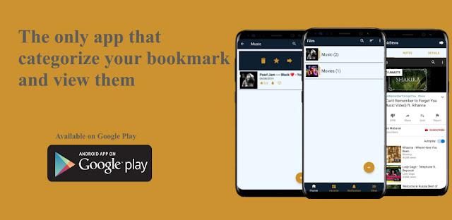 تنزيل LinkStore - Bookmark Manager PRO 1.1.5 - تطبيق إدارة الإشارات المرجعية لنظام الاندرويد
