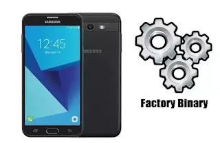 Samsung Galaxy J7 Pop SM-J727V Combination Firmware