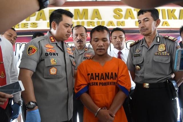 Bejat, Seorang Pria Asal Desa Sambirejo Tega Jual Istrinya Langsung Ditangkap Polisi