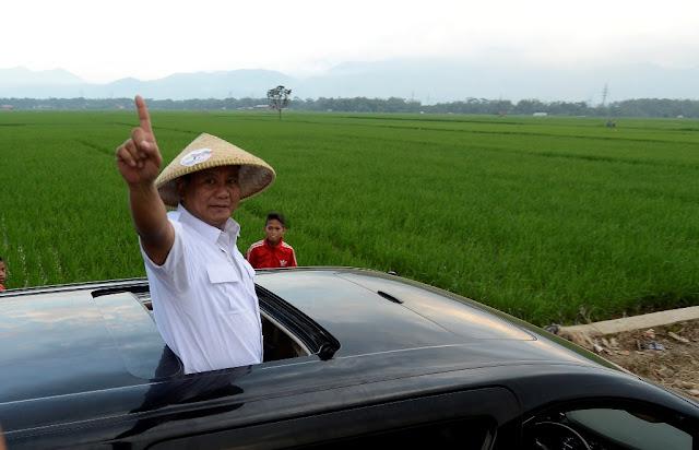 Waketum: Gerindra Mungkin Dapat Kursi Menteri Pertanian