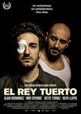 El Rey Tuerto (El Rei Borni) 2016 DVD R2 PAL Spanish