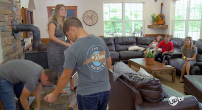 Bringing Up Bates redecorate
