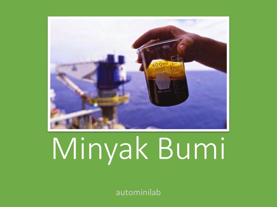 Unsur yang terdapat di dalam minyak bumi adalah