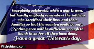 Veterans Day  Specials Images