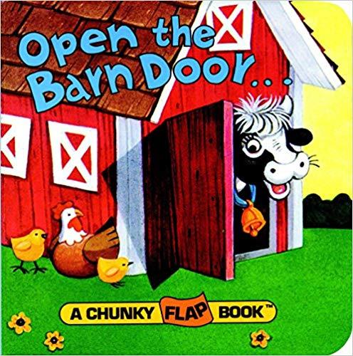 Open the Barn Door (A Chunky Book)