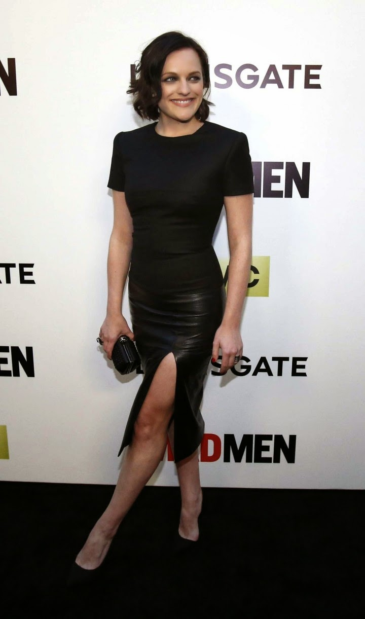 Elisabeth Moss – 'Mad Men' Premiere in Hollywood