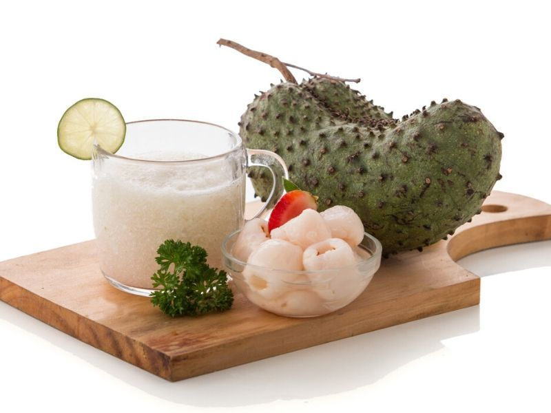 resepi smoothie durian belanda