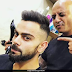 Look! Virat's New Hair Style & New Beard Look For IPL 2018 : Pics Collection Here