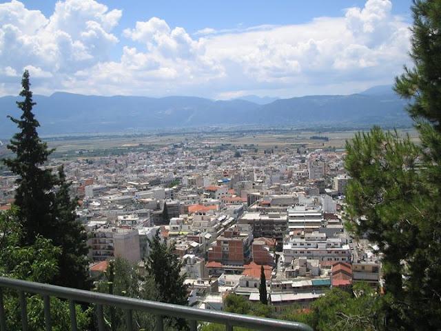 ΛΑΜΙΑ: Αστικό και Περιαστικό Πράσινο - Προτάσεις για παρεμβάσεις και αναπλάσεις
