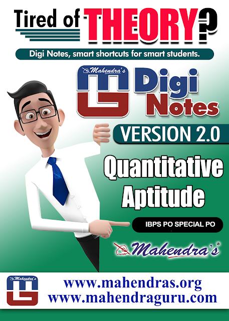 Digi Notes - 2.0 | Download IBPS PO Special PDF | 20.10.2017