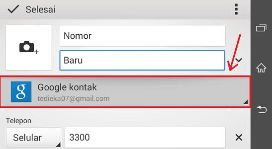 pentingnya mencadangkan nomor hp di akun gmail