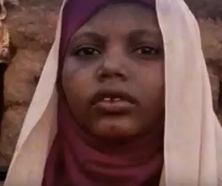 طفلة البئر المهجور معجزة السودان
