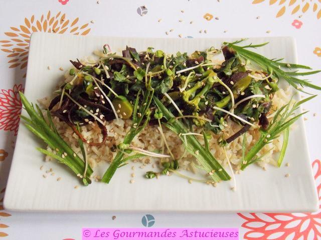 Comment cuisiner les algues ?