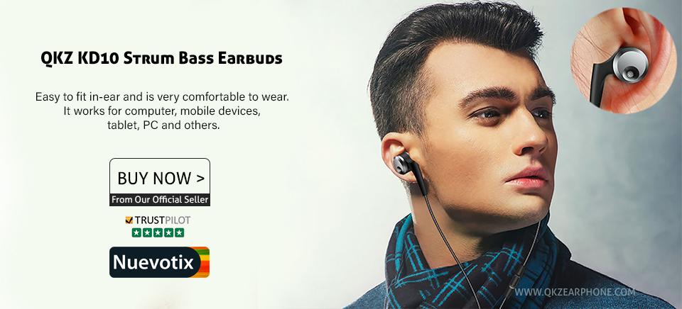 Best Earphones 2020 Top 5 Best Sounding & Unique Designs Earbuds in 2020 – QKZ