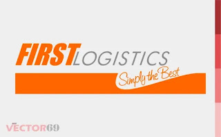 First Logistics Logo - Download Vector File PDF (Portable Document Format)