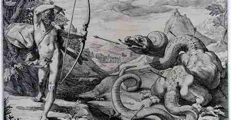 Apolo-contra-piton-mitologia-griega