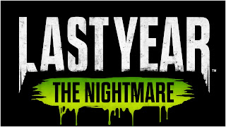 Last Year: The Nightmare Logo Wallpaper