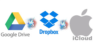 Cloud Service Provider-Google Drive,Dropbox,One drive