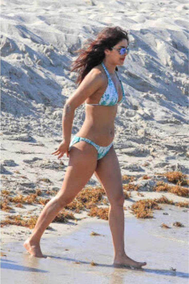 Priyanka Chopra in Bikini at beach