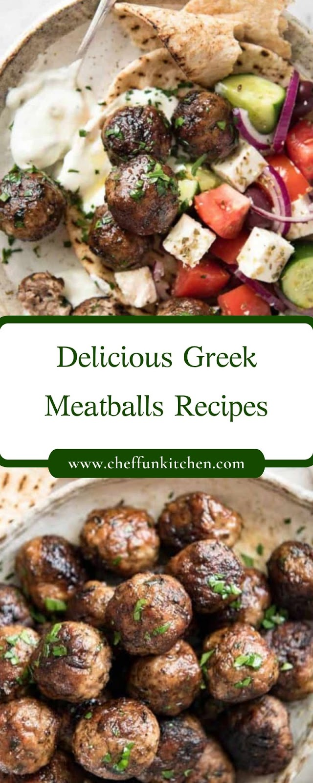 Delicious Greek Meatballs Recipes