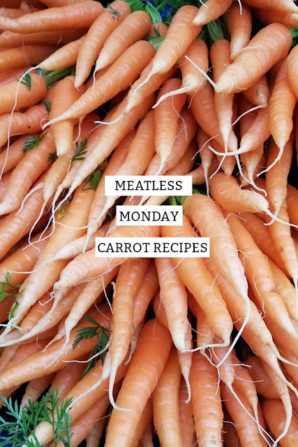 Meatless Monday Carrot Recipes