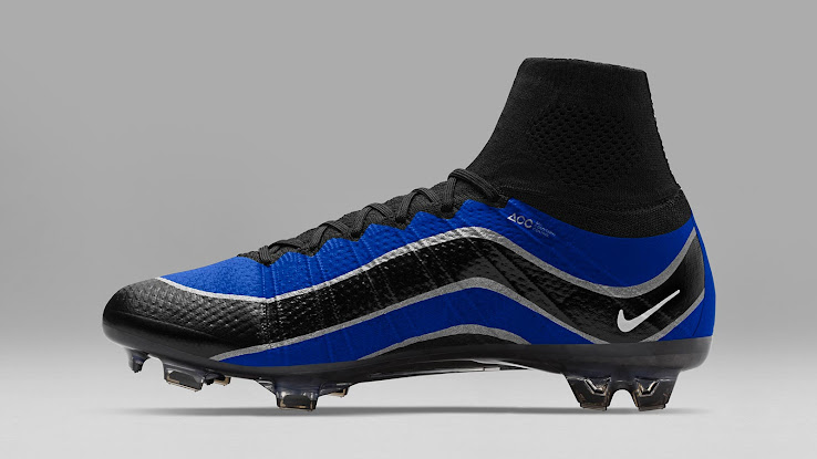 4faf44c2cd4 ... Nike Mercurial Superfly IV Heritage iD soccer boots. +1. 2 of 2