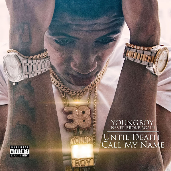 YoungBoy Never Broke Again - Outside Today - Single Cover