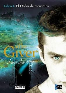 GIVER El dador recuerdos ,Lois Lowry.