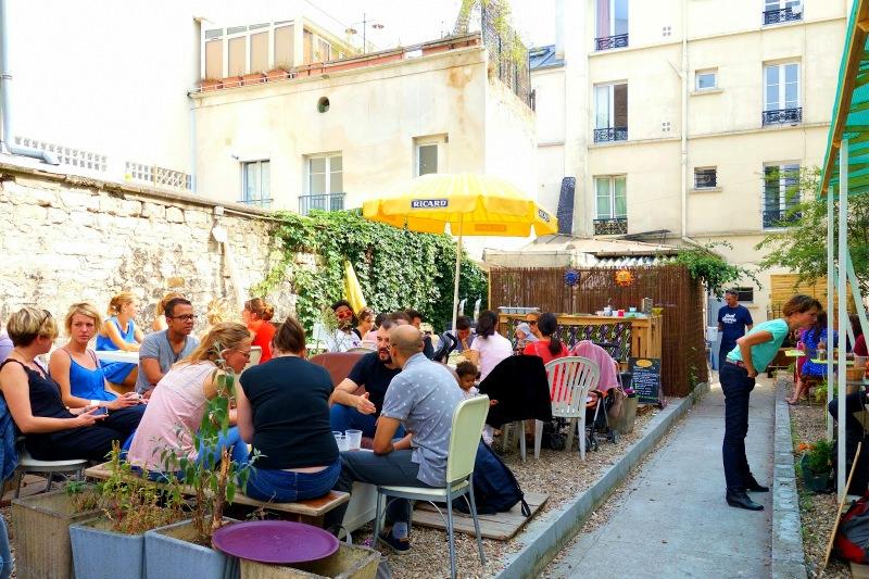 Mes adresses les 10 terrasses incontournables et for Au jardin restaurant paris