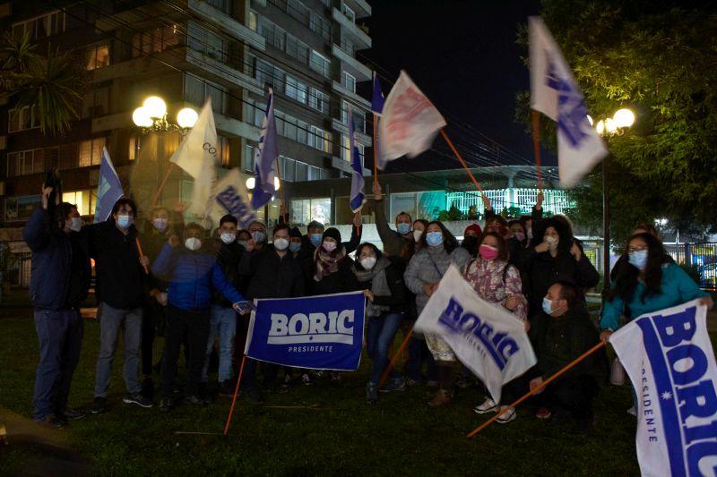 Osorno: Gabriel Boric presentó plan de reactivación económica junto a emprendedores