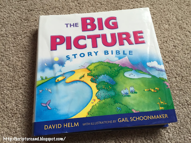 The Big Picture Story Bible Review