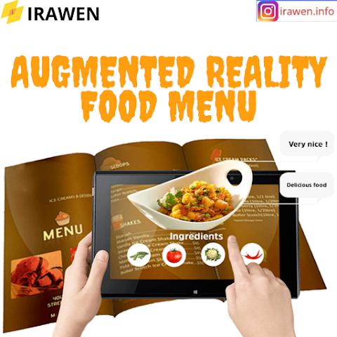 AR Restaurant Menu App | AUGMENTED REALITY FOOD MENU | HOW AR FOOD MENU CAN HELP RESTAURANTS