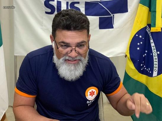 O deputado distrital Jorge Vianna fala sobre a saúde no DF e faz um balanço do mandato