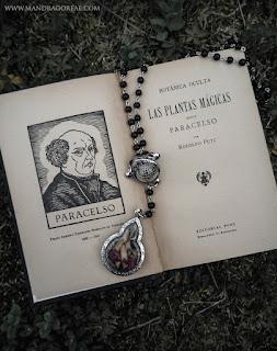 Botánica Oculta Paracelso and Reliquary by Occvlta