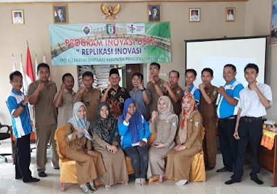 Inovasi Desa, Kecamatan Banyumas Pringsewu Kembangkan Shared Value Chain