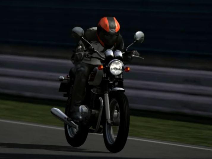 Honda CB400 SS 2005