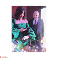 Sonam Kapoor in Deep neck green Gown ~  Exclusive Pics 004.jpg