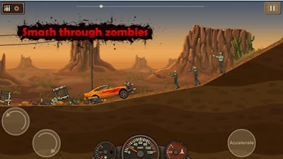 Earn to Die Apk (MOD, Free Shopping) for android