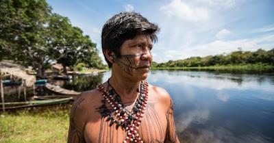 Cacique Juarez Saw Nuduruku - Sawré Muybu - São Luiz do Tapajós-2