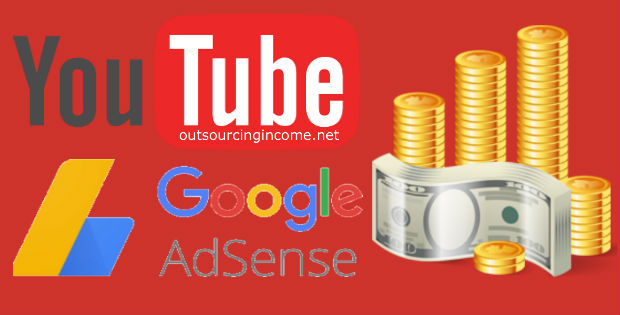 Google Adsense Youtube Earning Strategy - Youtube Video Income