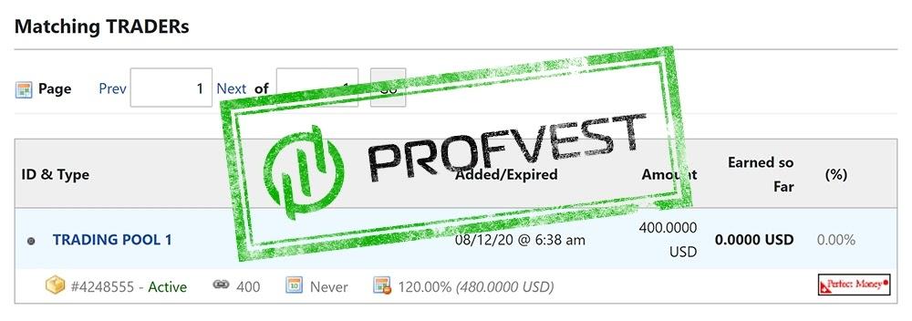 Депозит в Cryptofex Broker