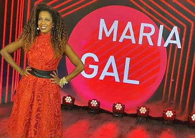 Maria Gal é uma das convidadas do Reclame desta semana. Crédito: Divulgação/Instagram