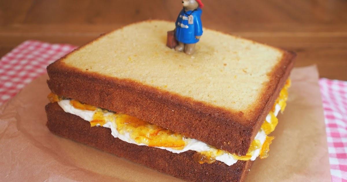 Recipes For Orange Marmalade Cake