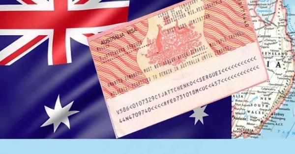 Loterie visa australie