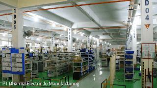 Lowongan Kerja PT Dharma Electrindo Manufacturing