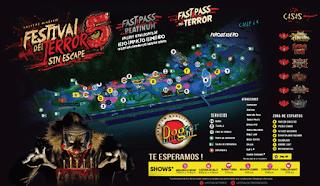 MAPA FESTIVAL DEL TERROR 5 Bogota