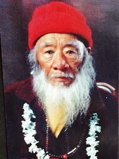 Tibetan Lama, Chadral Rinpoche
