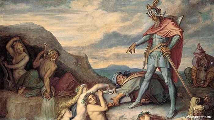 Resumen El Cantar De Los Nibelungos