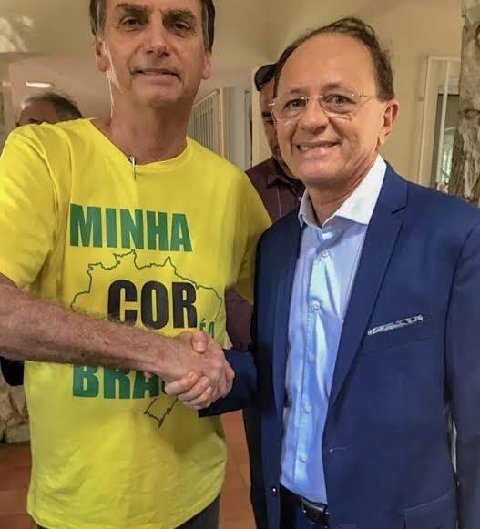 Joselito Braz : Benes Leocádio se aproxima ainda mais de Rogério Marinho e  pode ser o candidato apoiado por Bolsonaro ao governo do RN